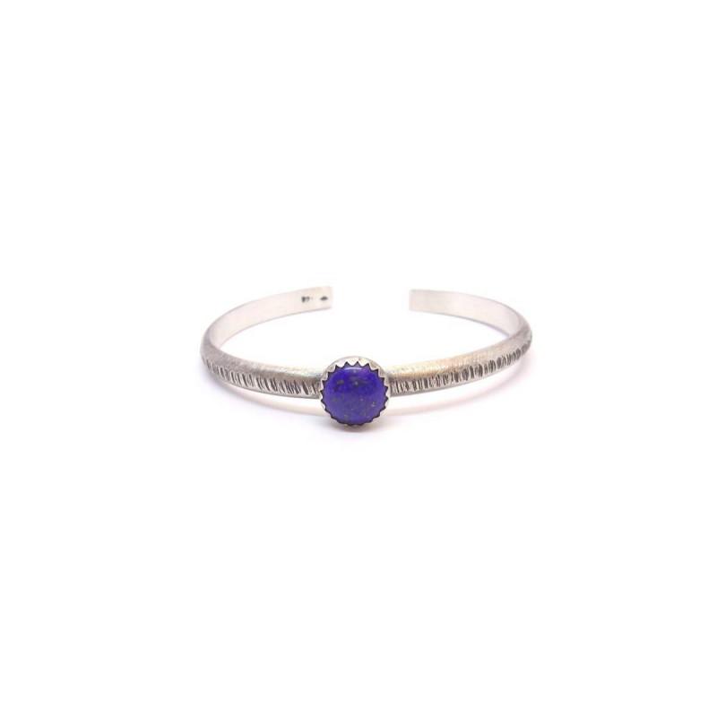 Bracelet Ethnique Lapis-Lazuli