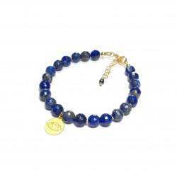 Bracelet Lapis-Lazuli...