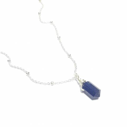 Collier Pendule Lapis Lazuli