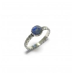Bague Tikuna Lapis-Lazuli